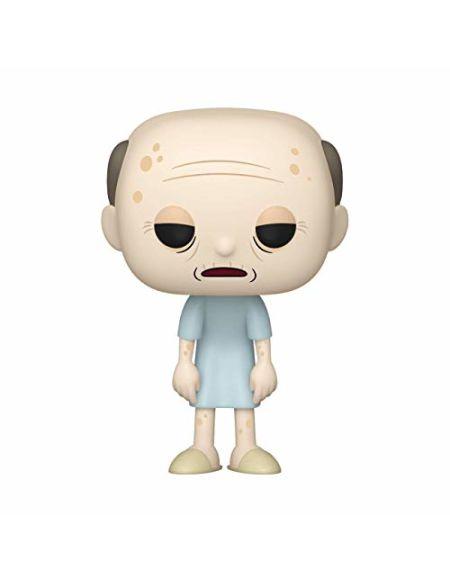 Figurine Funko Pop Animation Rick and Morty Hospice Morty