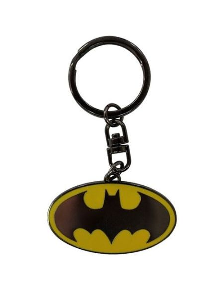 "ABYstyle - DC COMICS - Porte-clés ""Logo Batman"""