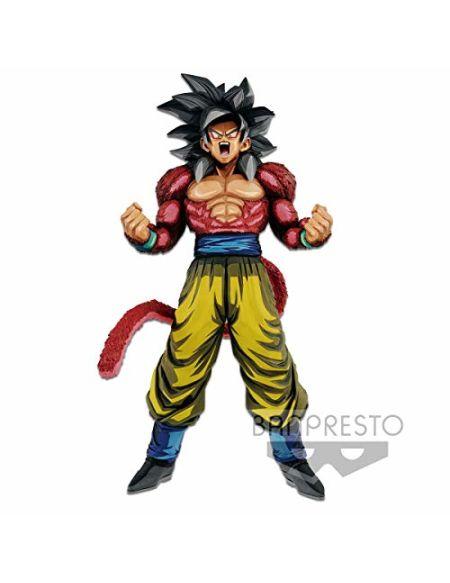 Figurine - DBZ - Master Stars Piece Manga Dimension - S. Saiyan 4 Son Goku 33 cm