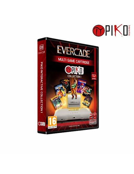 Blaze Evercade Piko Cartridge 1