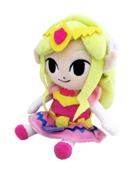 Little Buddy Princess Zelda 8 Plush