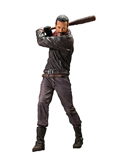 McFarlane- Walking Dead Negan Figurine, 787926147179, Multicolore, 25 cm