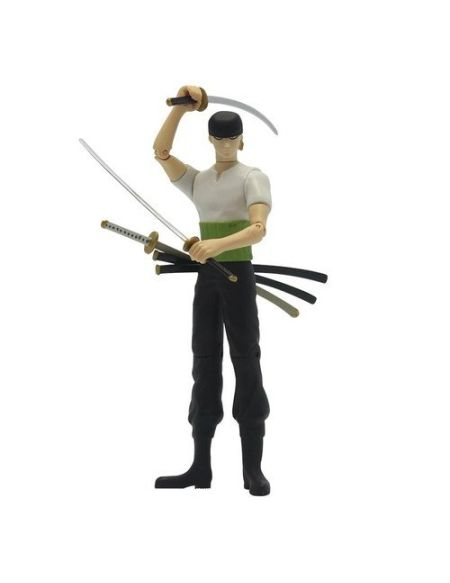 ABYstyle - Figurine - One Piece - Action Figure - Zoro 12 cm