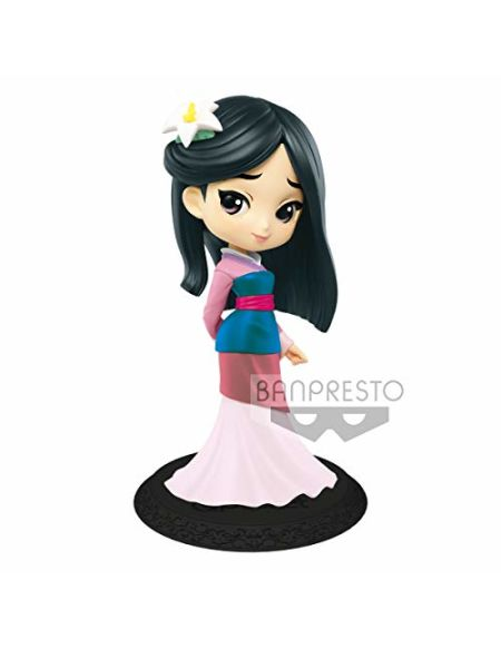 Banpresto Disney Statue, idée Cadeau, Figurine, Multicolore, 82618