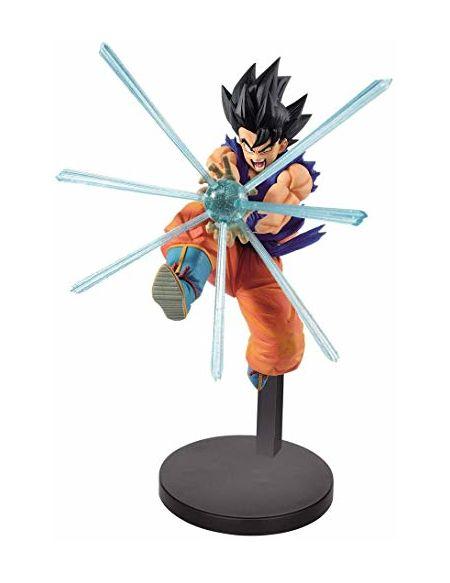 Banpresto-Son Goku Figurine, BAN39654, Multicouleur