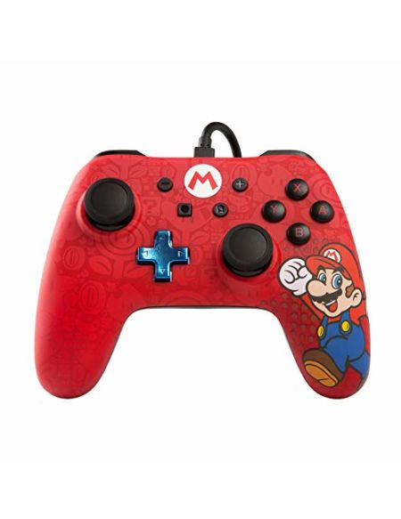 Manette pour Nintendo Switch iConic- Mario