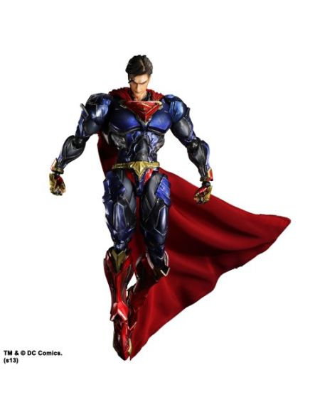 Figurine 'Dc Comics' - Play Arts Kai - Superman