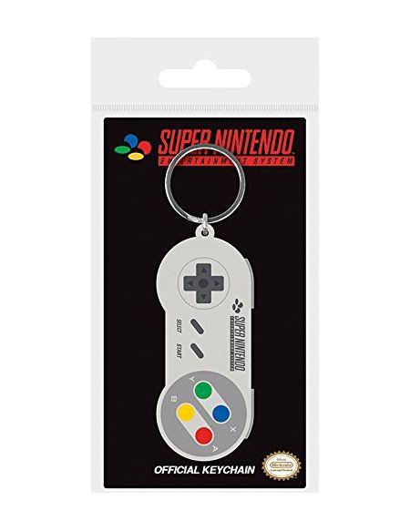 Porte-clés Manette Super Nintendo