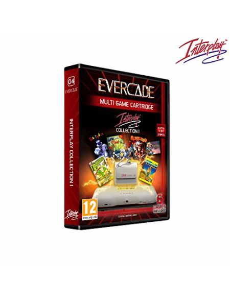 Blaze Evercade Inter Play Cartridge 1