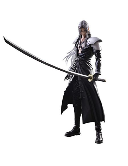 Figurine - Final Fantasy Advent Children - Play Art - Sephiroth