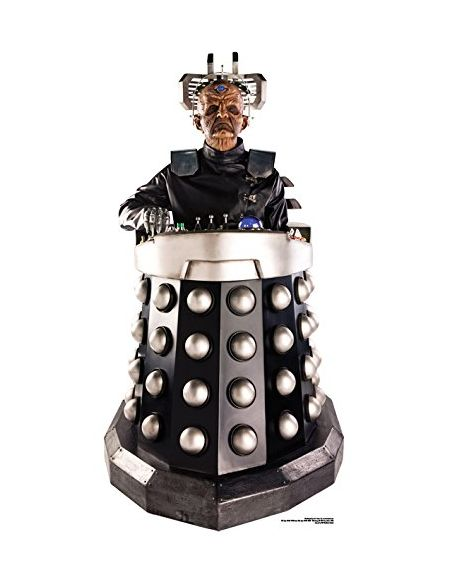 Star cutouts - Stsc123 - Figurine Géante - Davros - Doctor Who - 173 Cm