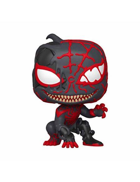 Figurine Funko Pop Spider-Man Venom Miles Morales