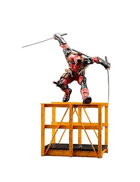 Kotobukiya Mk2151: 6Marvel Now. Super Deadpool Figure
