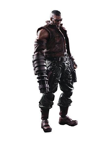 Final Fantasy Xff72zzz05VII Remake Barret (Homonymie) Wallace Play Arts Kai Action Figure