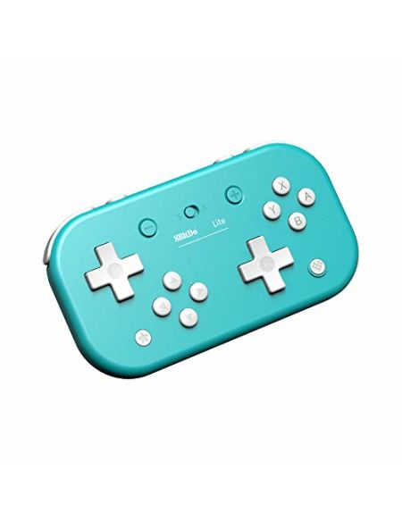 Manette Bluetooth pour Switch Lite/Switch/Windows - turquoise
