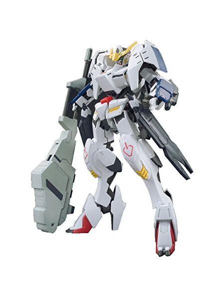 Bandai Hobby Figurine d'Action HG IBO 1/144 Grade Barbatos - 15,2cm - Gundam Iron Blooded Orphans