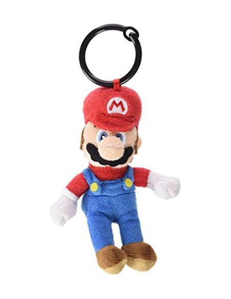 Figurine 'Nintendo' - 1 Peluche Mario Bros Mascot Coloris Aleatoire- 14cm