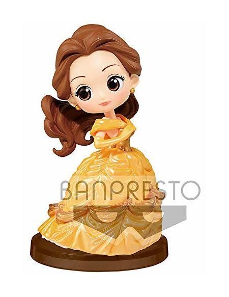 Figurine Belle La Belle et la Bête Petit Girls Festival 7 cm Disney - Banpresto Q Posket