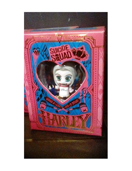 DC Comics Pkey066N Cosbaby Porte-clés Harley Quinn avec Marteau