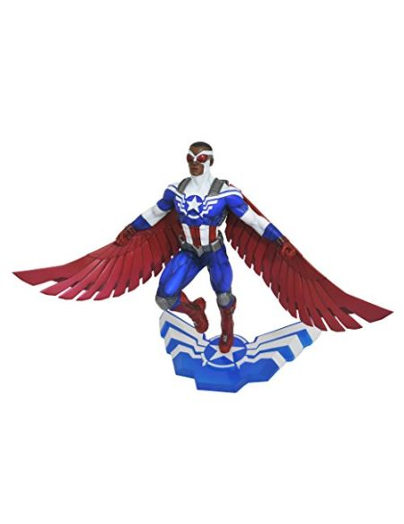 Marvel- Gallery Captain America Figurine PVC Sam Wilson, APR172655