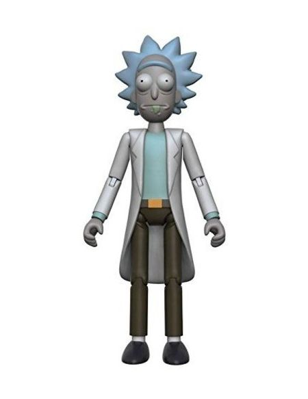 Funko Articulated Action Figure: Rick & Morty - Rick