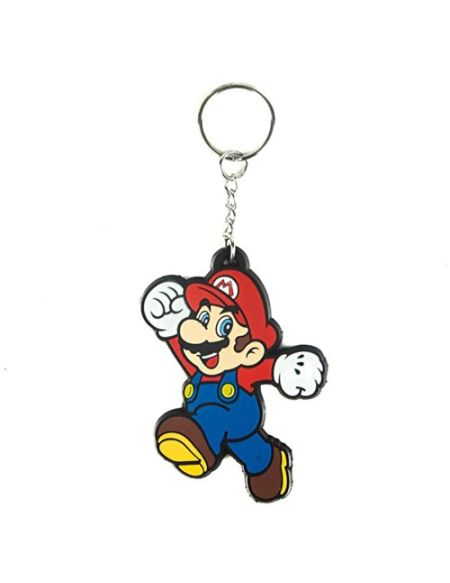 Porte Clé PVC Nintendo Mario Question Mark