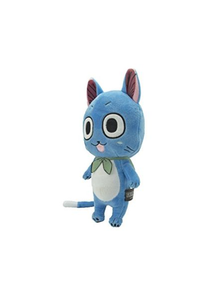 ABYstyle - Fairy Tail Peluche Happy, 25 cm - Version Allemande