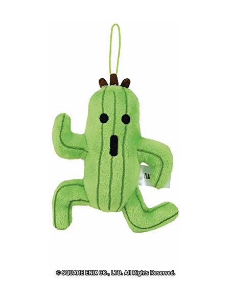 Square Enix Final Fantasy Mascot Cactuar Plush