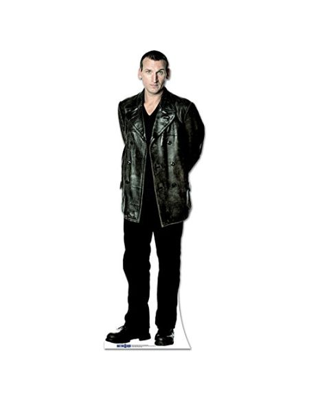 Star Cutouts - Stsc322 - Figurine Géante CTN Dr Christopher Eccleston - Doctor Who