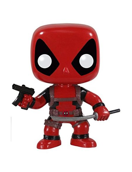 Funko - POP Marvel - Deadpool
