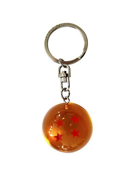Porte-clés 3D Dragon Ball Z Boule de cristal