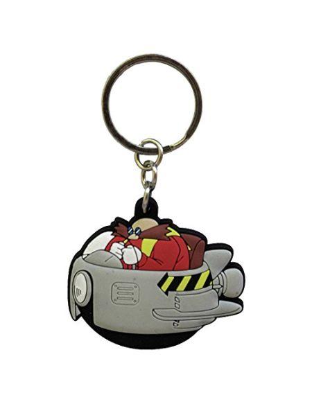 Porte-clés PVC Sonic Robotnik
