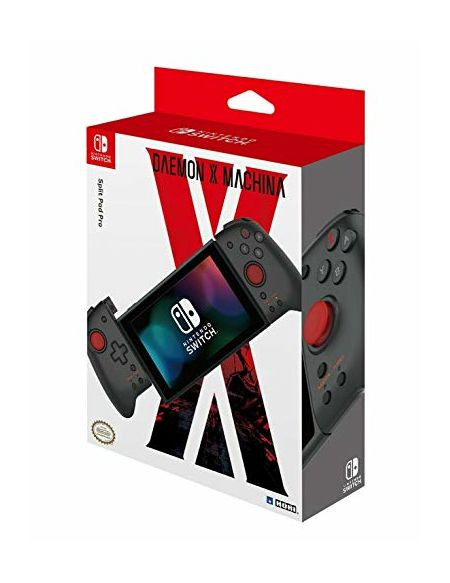 Manette Nintendo Switch Hori Grip Pad Pro Sans fil
