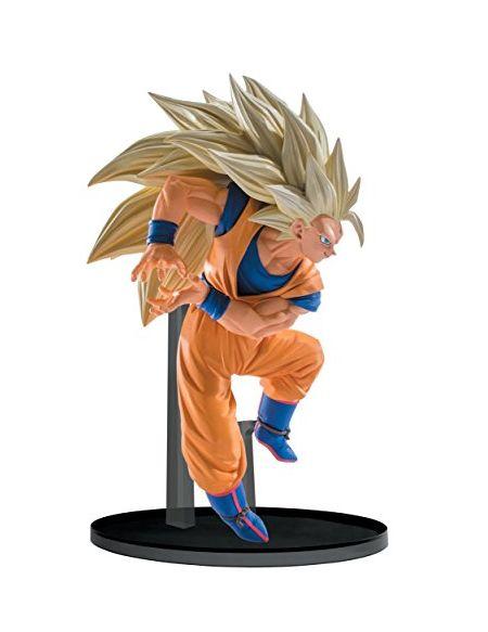 Banpresto- Dragon Ball Figurine, BAN34398, Multicolore