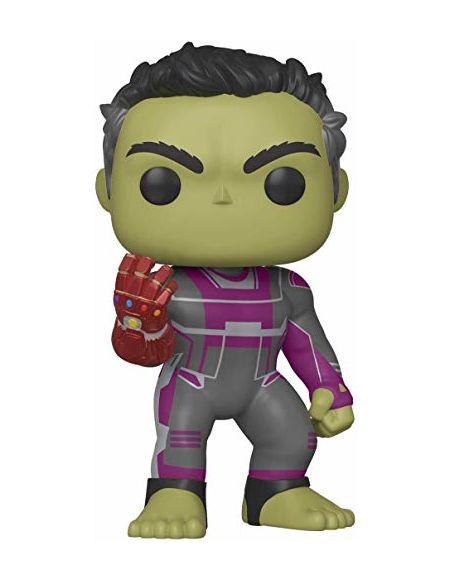 Figurine Pop! Marvel Avengers Endgame Hulk 6 pouces