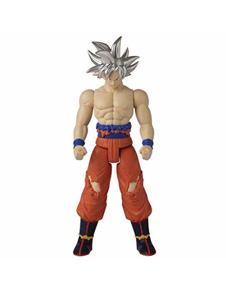 BANDAI Dragon Ball Super-Figurine Géante Limit Breaker 30 cm-Ultra Instinct Goku, 36734