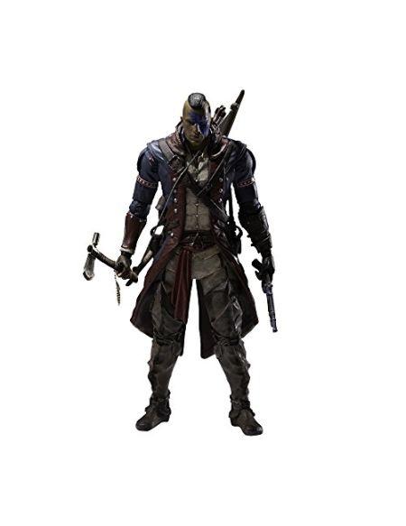 Assassin's Creed81053, Figurine d'Action de Connor, Le révolutionnaire de la série 5.