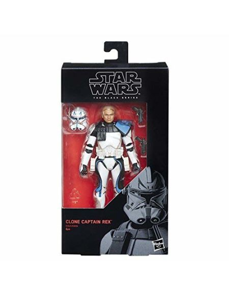 Star Wars Black Series-Figurine Captain Rex 15 cm, E0623
