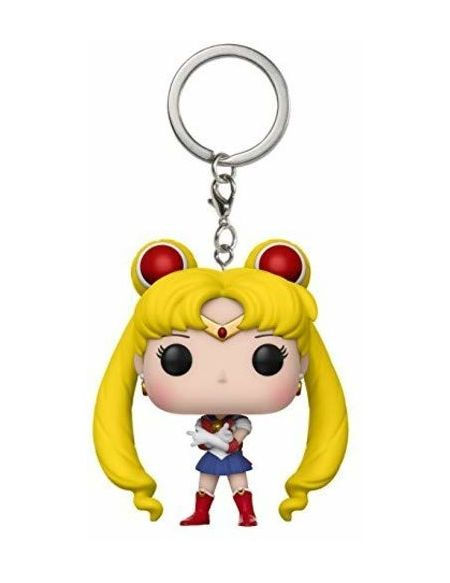 Funko- Pocket Pop Keychain Sailor Moon, 14880-PDQ