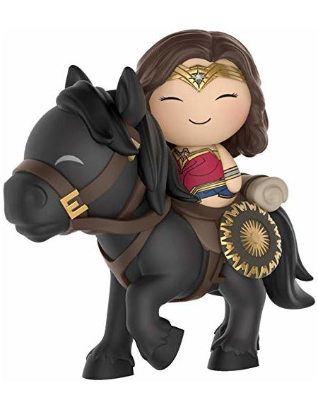 Funko dorbz ridez - DC - Wonder Woman On Horse - version anglaise