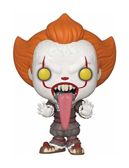 Figurine Pop! Ca Chapitre 2 - Pennywise (Grippe-Sou) Parc D'attraction