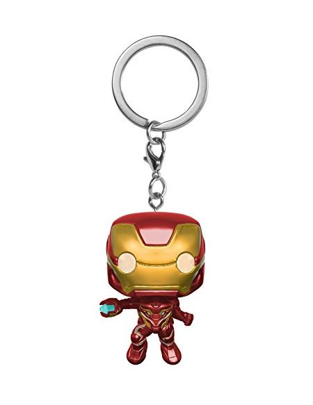 Porte-Clef Pocket Pop! Iron Man - Marvel Avengers Infinity War