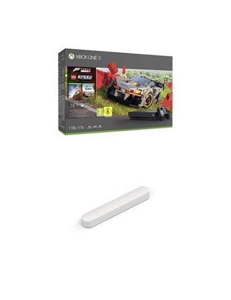 Pack Xbox One X 1 to Forza Horizon 4 + DLC Lego + Sonos Beam - Blanc