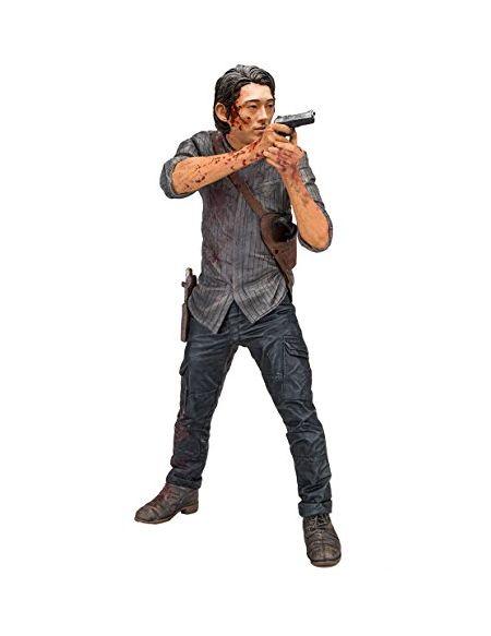 McFarlane- Walking Dead Glenn Figurine, 787926147193, 25 cm