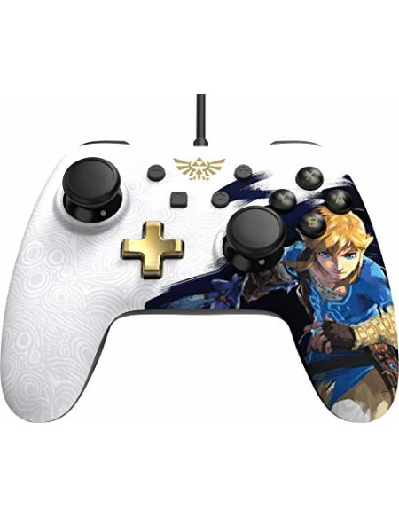 Manette pour Nintendo Switch iConic - Zelda Link