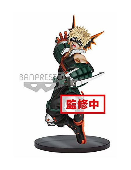 Figurine - My Hero Academia - The Amazing Heroes Vol. 3 - Katsuki Bakugo 16 cm