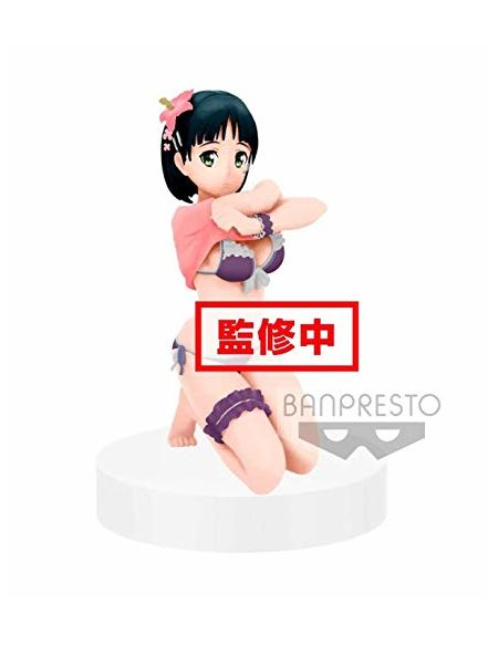 Banpresto- Sword Art Online : ALICIZATION Statue, idée Cadeau, Personnage, Multicolore, 82991