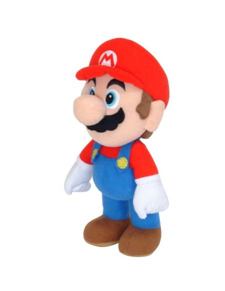 Hive Entertainment Super Mario 21 cm Peluche Mario