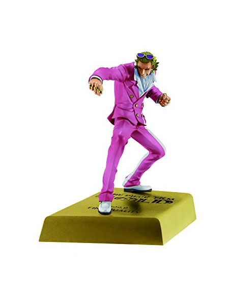 One Piece - Figurine DXF - Gild Tesoro Manhood 2 15 cm