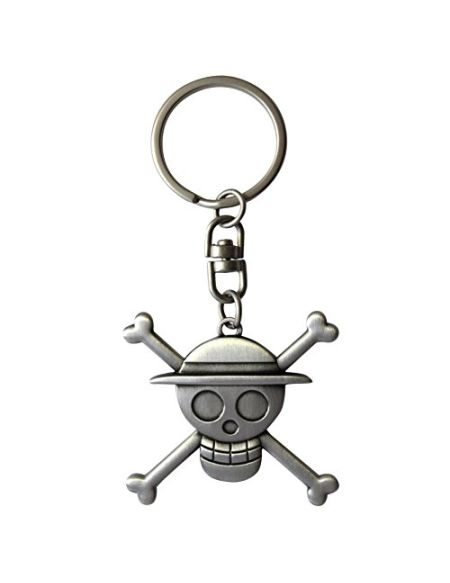 "ABYstyle - ONE PIECE - Porte-clés 3D ""Skull Luffy"""